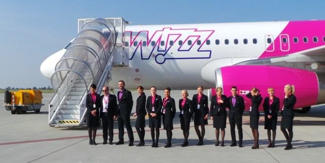 Relacja z otwarcia bazy WizzAira w Lublinie