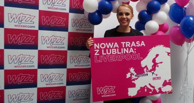 Wizz Air ogłasza połączenie do Liverpoolu