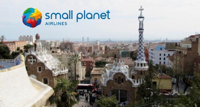 Nowe połączenie z Lublina do Barcelony z Small Planet