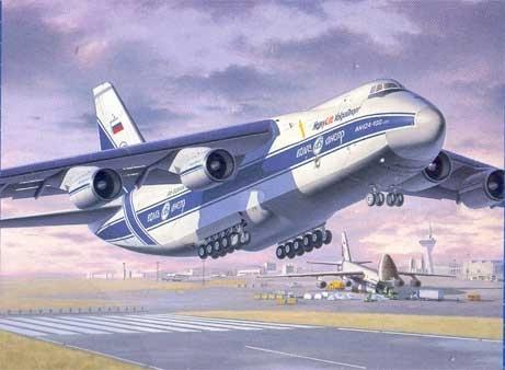 Antonov An-124 'Rusłan'