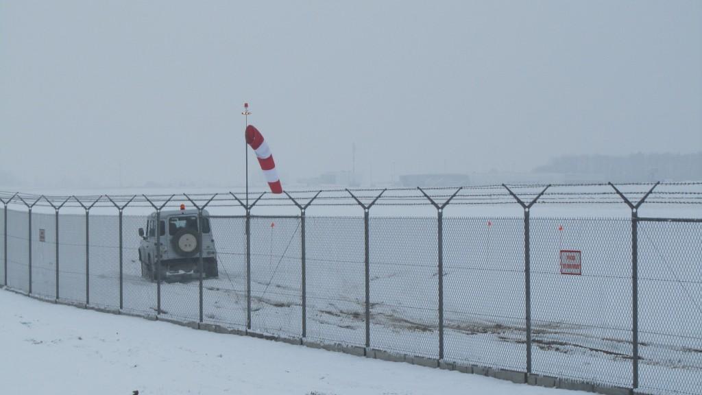 Lotniskowy patrol