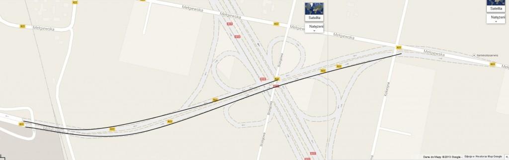 oto grafika przedstawiająca stopień ułożenia asfaltu (kolor czarny)