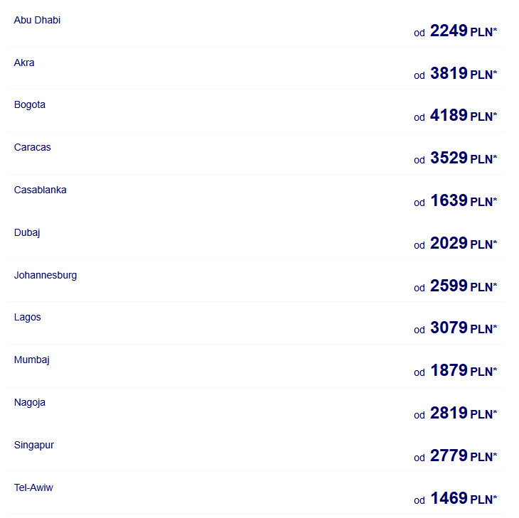 Lufthansa ® Polska - Dalekie podróże z Lufthansą